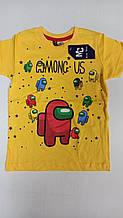 Детская футболка р.5-8 лет
