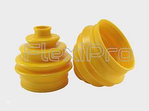 Полиуретановый пыльник ШРУС d21-D76-L87мм.