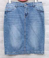 """Спідниця жіноча джинсова на блискавці, розміри 31-38 """"RELUCKY"""" купити недорого від прямого постачальника"""