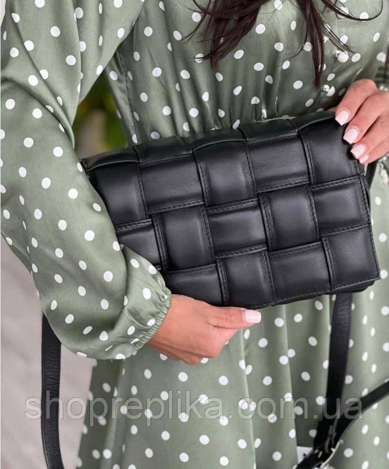 Женская сумка из натуральной кожи кроссбоди Италия Люкс плтенка модные сумки весна лето 2021