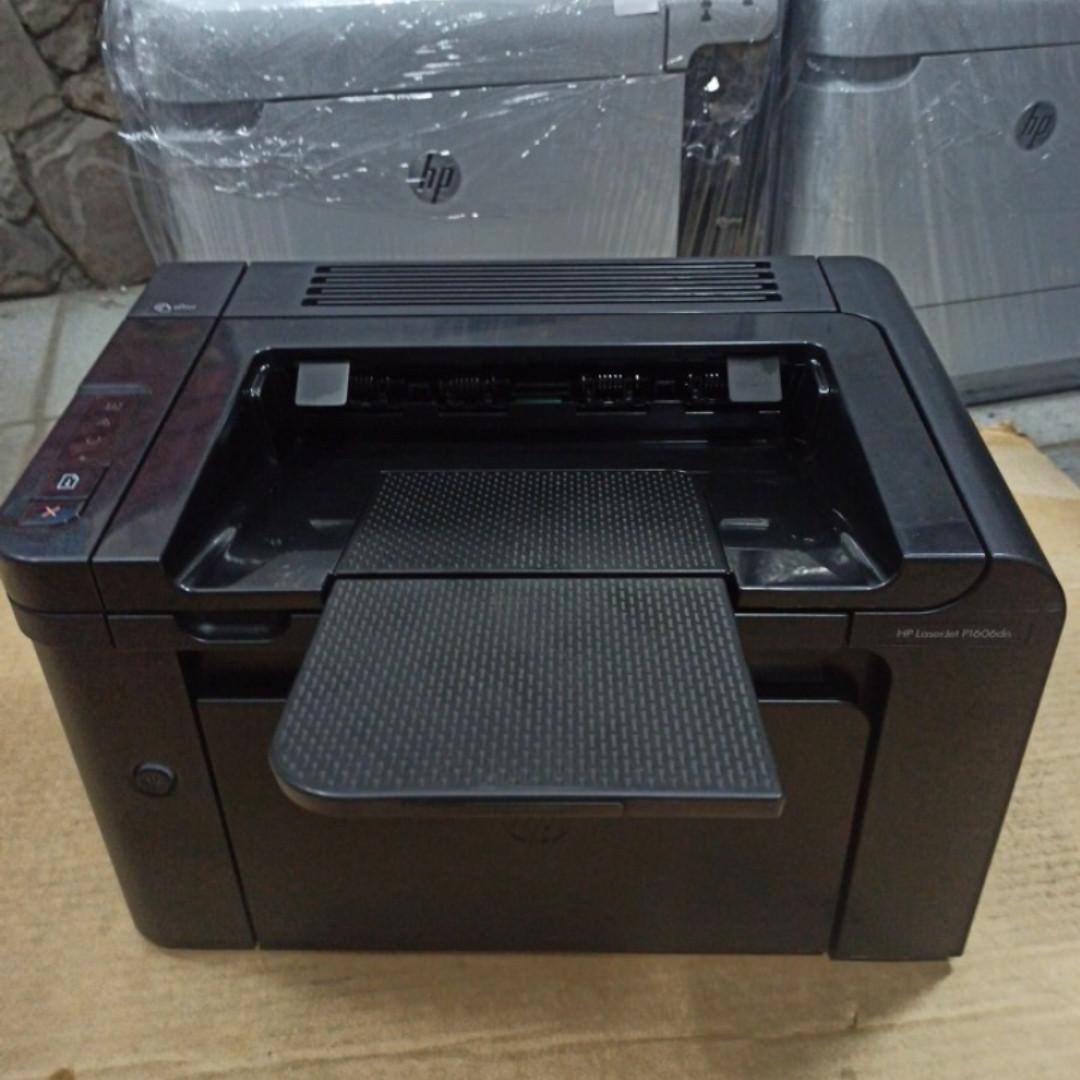 Принтер HP LaserJet P1606dn пробіг 20 тис. з Європи
