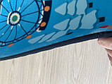 """Безкоштовна доставка! Килим в дитячу """"Колесо огляду"""" утеплений килимок 190 на 240 см, фото 9"""