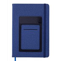 Блокнот BUROMAX деловой Comfort A5 без линования 96 листов обложка из искусс (BM.295009-02)
