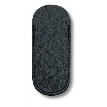 Чехол Victorinox кожаный для 74 мм ножей Черный (4.0466)