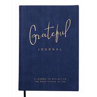 Блокнот BUROMAX деловой Grateful A5 в линейку 96 листов обложка из искусстве (BM.295219-01)