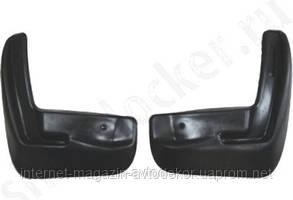 Брызговики Geely SC7 2012- (Л.Локер) задние