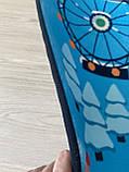 """Бесплатная доставка! Ковер в детскую  """"Колесо обозрения""""  утепленный коврик  120 на 180 см, фото 9"""