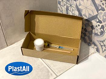 Ремкомплект Plastall Mini для ремонта сколов и трещин на ванне