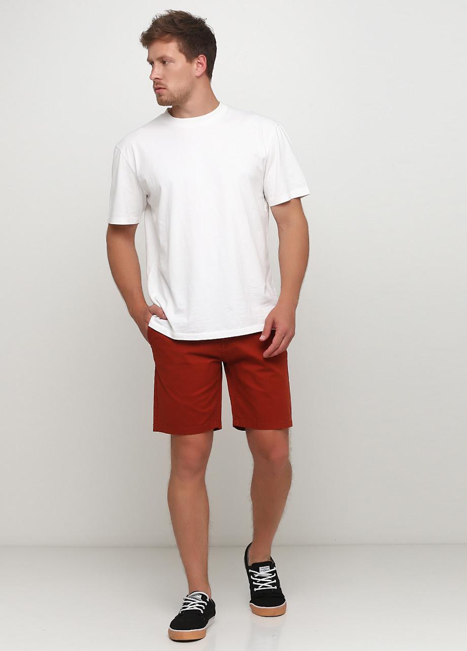 Шорти чоловічі Minimum червоні (16111203716412-6214)