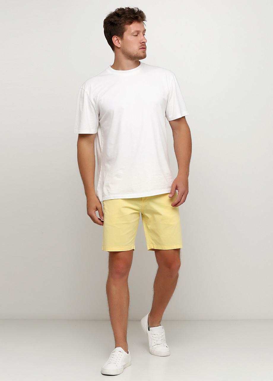 Шорти чоловічі Minimum жовті (16111203716804-225)