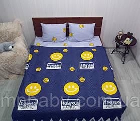 Комплект постельного белья Смайлик