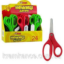 Ножницы  детские TIKI-513216 14см