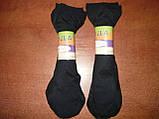 """Капроновые женские носки """"Алия"""". Без тормозов. Чёрные, фото 4"""