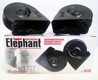 "Сигнал12v равлик 2конт. Ø 75mm CA-10130 - з реле ""Elephant"" (30шт/ящ)"