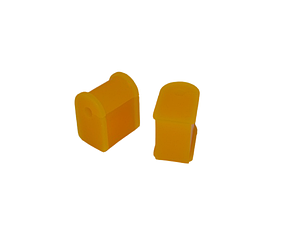 55577-38600 Втулка стабилизатора заднего d=10,8мм: Kia Magentis / Optima 3 (2010 - 2015)