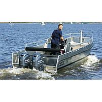 Лодочный мотор Yamaha FT50JETL -  подвесной мотор для яхт и рыбацких лодок, фото 4