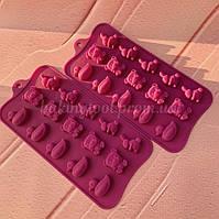 Силиконовая форма для конфет, желе, мармелада