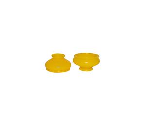 Полиуретановый пыльник d1=16,2мм; d2=38мм; h=26,6мм
