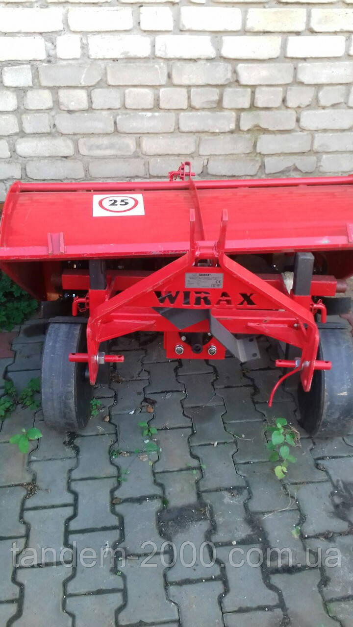 Почвофреза 1.4 м Wirax Польша
