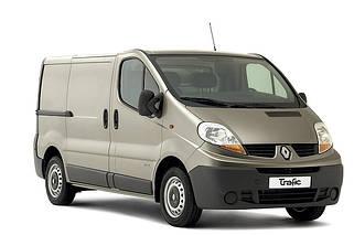 З 2006 року випуску - кульові опори на Renault Trafic (Рено Трафік), Opel Vivaro (Опель Віваро)