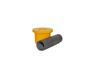 Втулка ушка рессоры, задней: ЗІЛ-5301