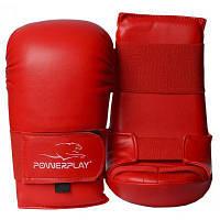 Перчатки для карате PowerPlay 3027 L 4,5 oz Red (PP_3027_L_Red)