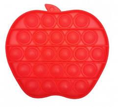 Іграшка-антистрес POP-IT Яблуко