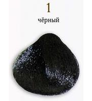 КРЕМ-КРАСКА COLORIANNE CLASSIC №1 (чёрный)