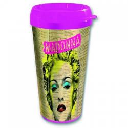 """Кружка """"Madonna: Celebration"""" с крышкой"""