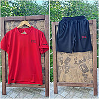 Мужской комплект футболка шорты m l XL 2XL 3XL