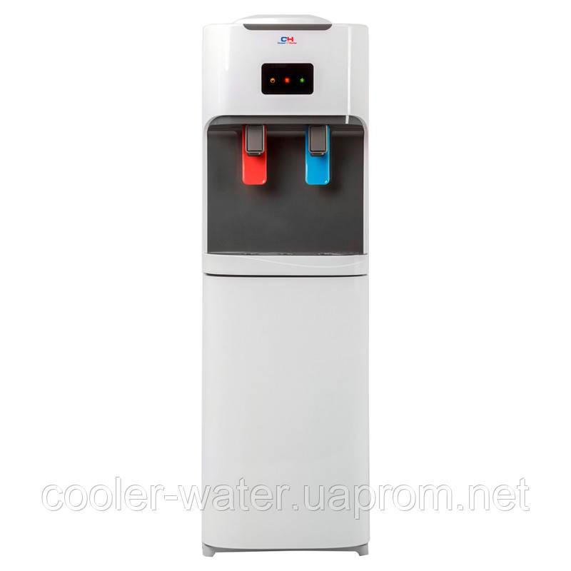 Кулер для води з холодильником Cooper&Hunter CH-V115B White