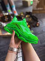 Женская обувь Balenciaga / Цвет зеленый / Размеры: 36-40