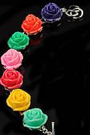 Яркие летние Браслеты- прекрасное дополнение к гардеробу от Студии  www.LadyStyle.Biz