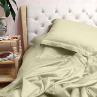 Постельное белье MirSon Искусственный шелк 23-0002 Cesario 110х140 см (2200001374515)