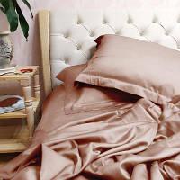 Постельное белье MirSon Искусственный шелк 23-0006 Irma 110х140 см (2200001374553)