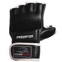 Перчатки для MMA PowerPlay 3056 XL Black (PP_3056_XL_Black)