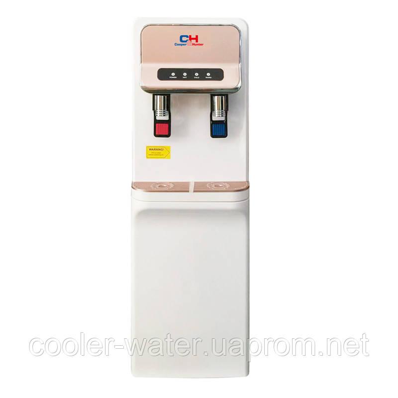 Кулер для воды с холодильником Cooper&Hunter CH-V115GF Gold