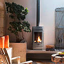 Печь на дровах Invicta Cassine антрацит, фото 2
