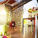 Печь на дровах Invicta Seville 2 эмаль красная, фото 2