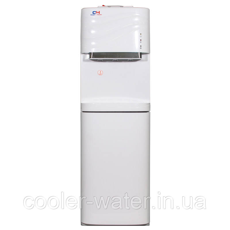 Кулер для воды с холодильником Cooper&Hunter CH-V950 White