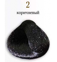 КРЕМ-КРАСКА COLORIANNE CLASSIC № 2 (коричневый)