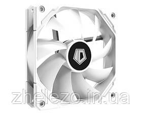 Вентилятор ID-Cooling TF-12025-ARGB-SNOW, 120x120x25мм, 4-pin PWM, белый, фото 2