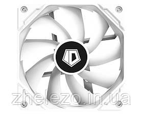 Вентилятор ID-Cooling TF-12025-ARGB-SNOW, 120x120x25мм, 4-pin PWM, белый, фото 3