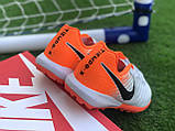 Стоноги Nike Tiempo Ligera IV TF многошиповки найк темпо тиемпо, фото 5