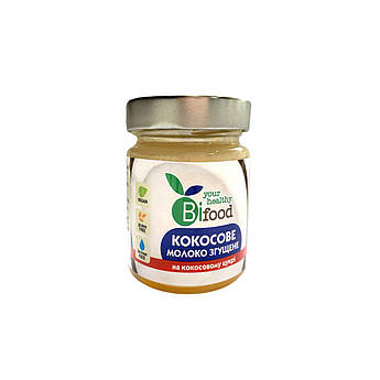 Молоко кокосовое сгущенное BiFood, 240 г
