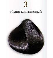 КРЕМ-КРАСКА COLORIANNE CLASSIC № 3 (тёмно каштановый)