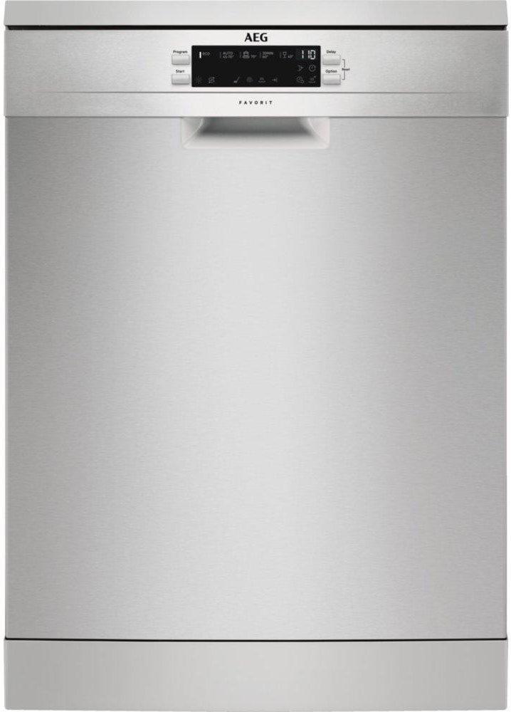 Посудомийна машина AEG FFB65394ZM [60см]