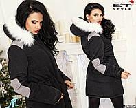 Модная верхняя женская одежда зима 2016