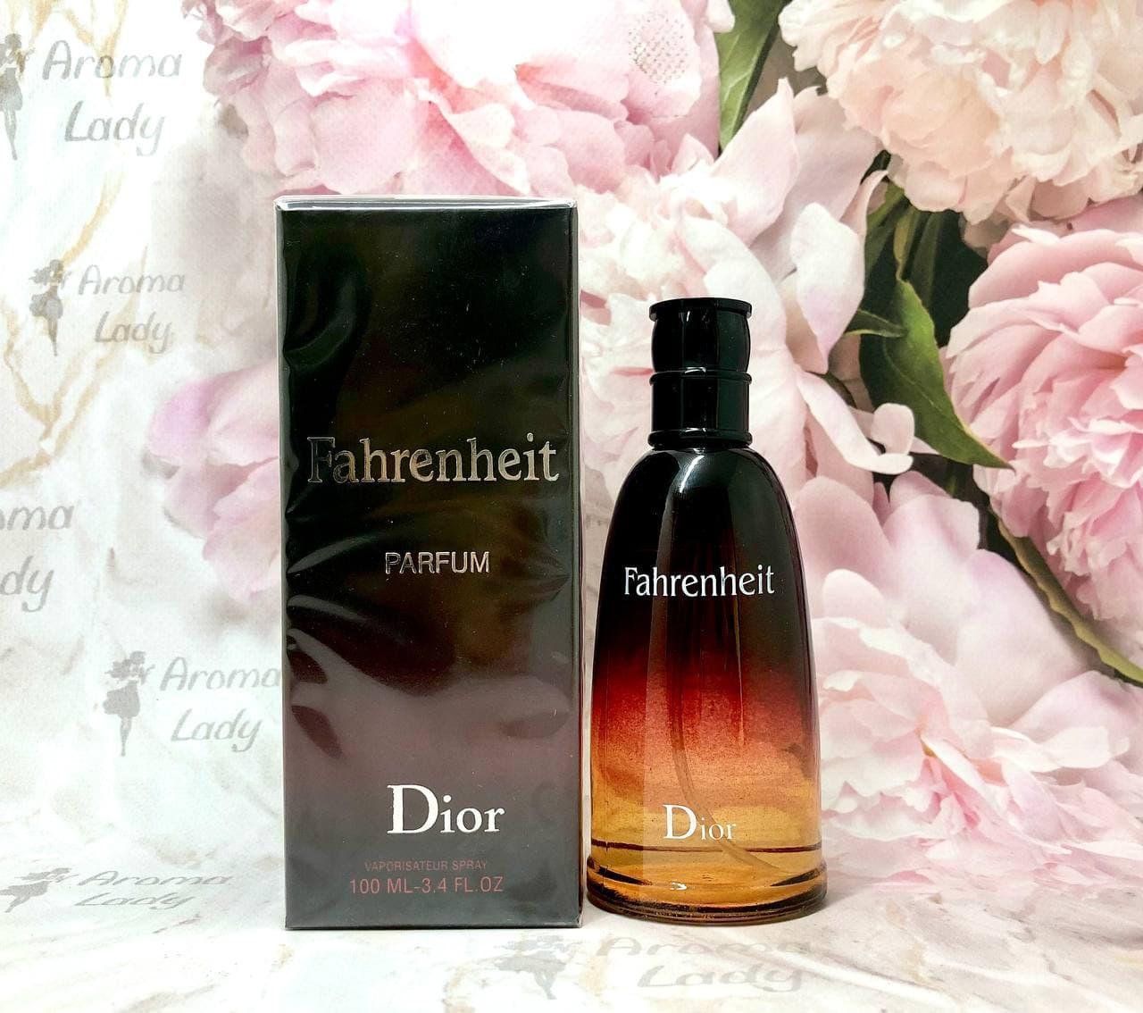 Чоловічий парфум Christian Dior Fahrenheit (Крістіан Діор Фаренгейт) 100 мл