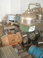 Сепаратор из нержавеющей стали WESTFALIA  L0318-01